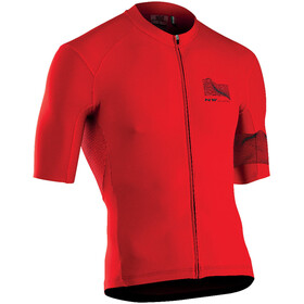 Northwave Extreme 3 Bike Jersey Shortsleeve Men red